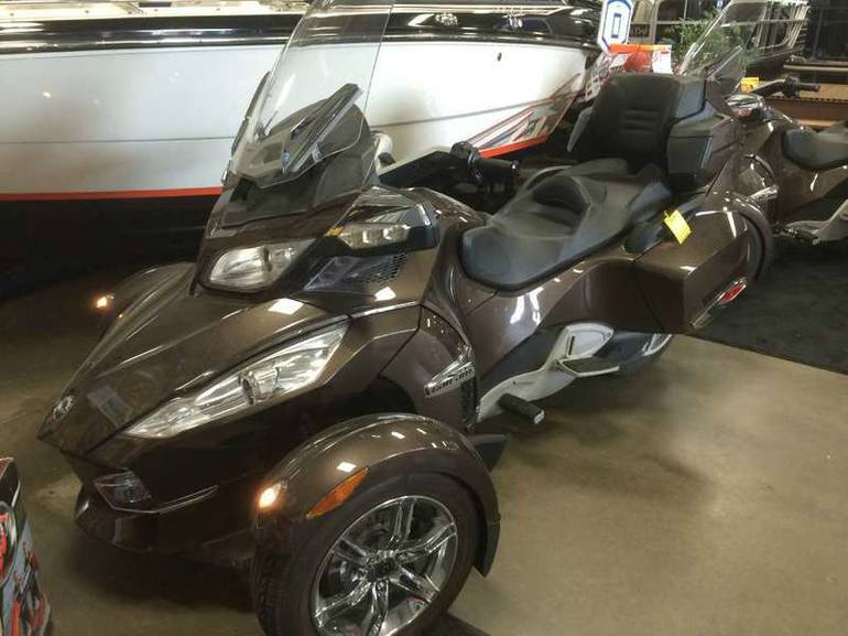 2012 Can-Am Spyder Roadster RT-Limited, motorcycle listing