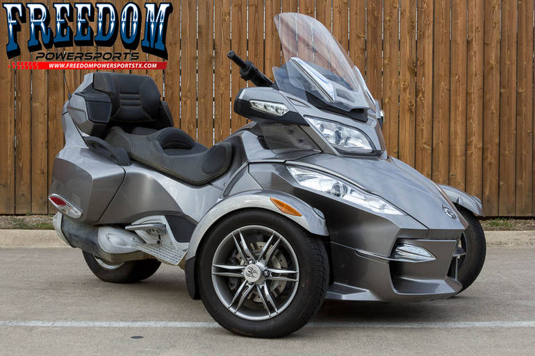 2012 Can-Am Spyder Roadster RT, motorcycle listing