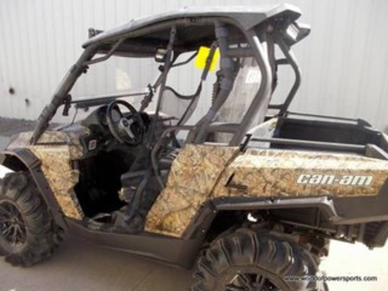 2013 Can Am COMMANDER, motorcycle listing