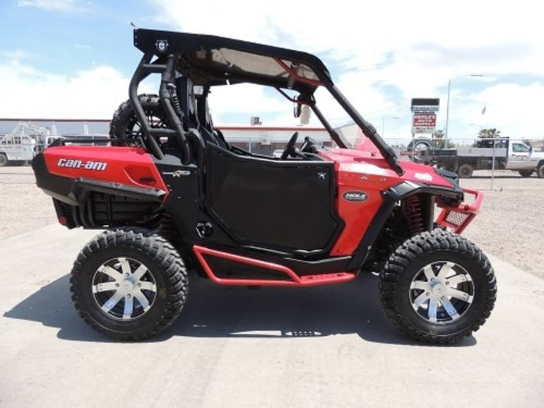 2013 Can-Am Commander 1000 XT, motorcycle listing