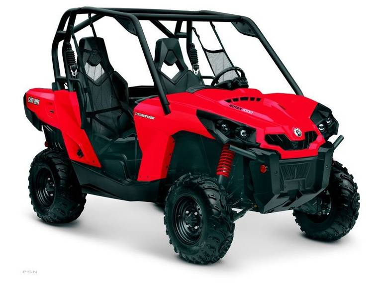 2013 Can-Am Commander™ 1000, motorcycle listing