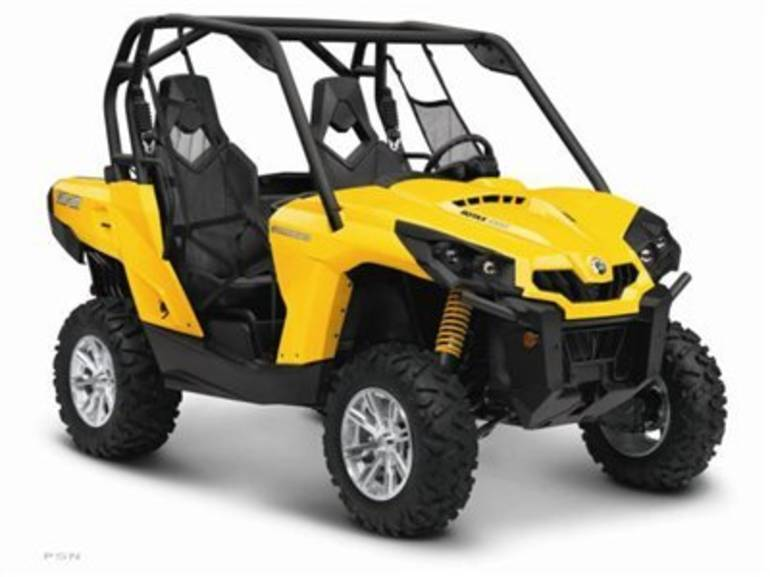 2013 Can-Am Commander™ DPS™ 1000, motorcycle listing