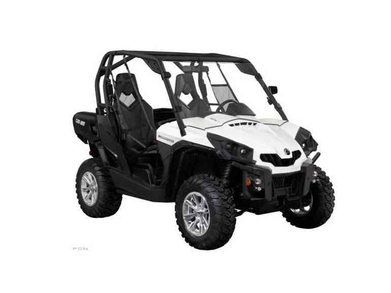 2013 Can-Am Commander™ Electric, motorcycle listing