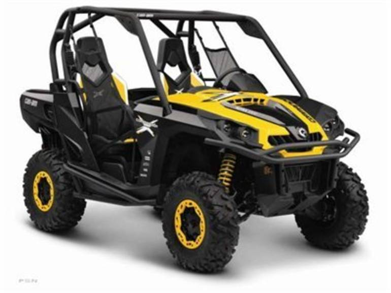2013 Can-Am Commander™ X 1000, motorcycle listing