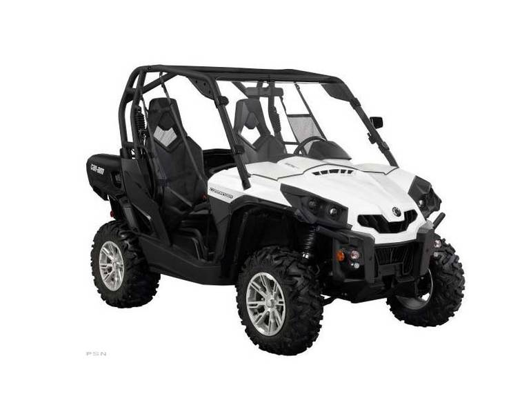 2013 Can-Am Commander E LSV, motorcycle listing