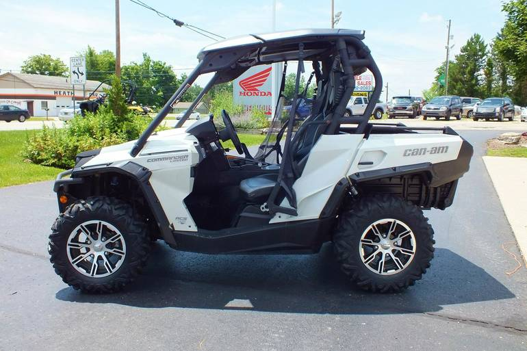 2013 Can-Am Commander LIMITED 1000, motorcycle listing