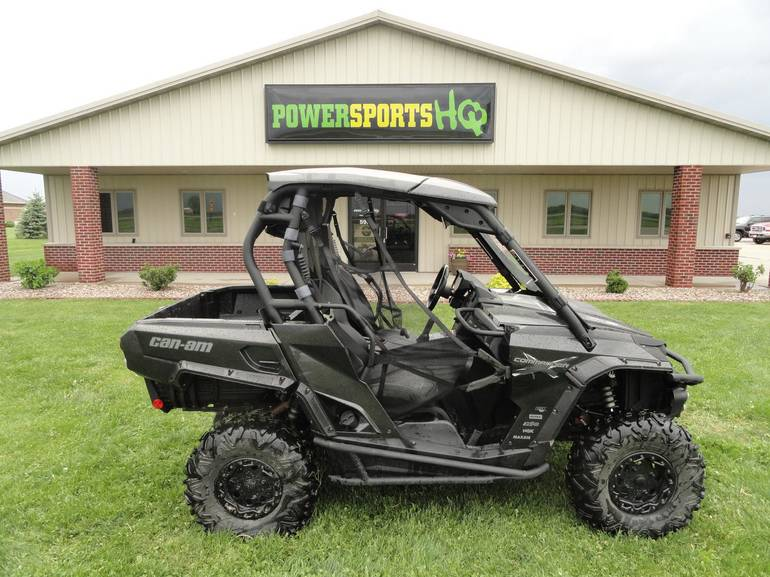 2013 Can-Am Commander X 1000 - Carbon Black, motorcycle listing