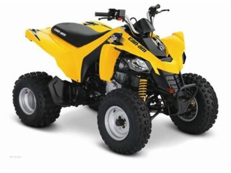 2013 Can-Am DS 250, motorcycle listing