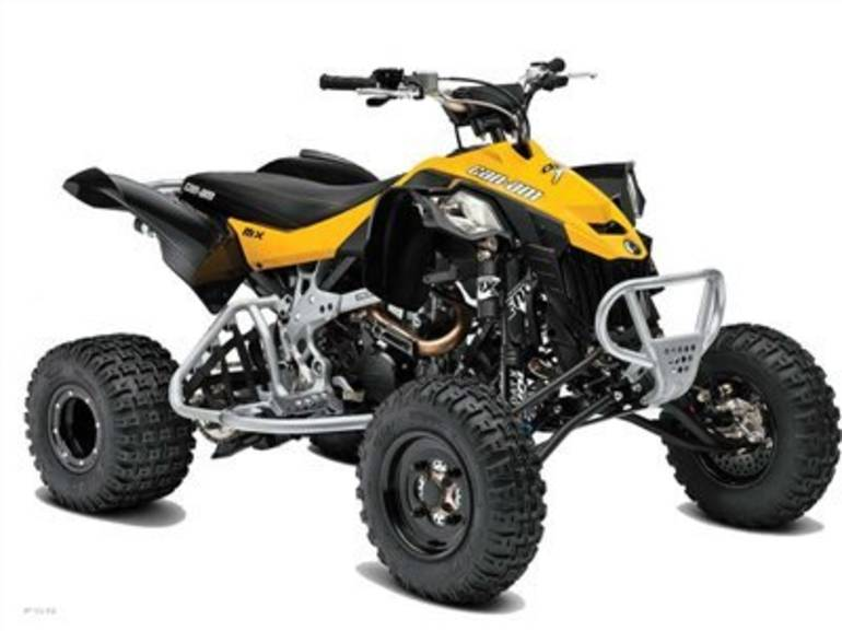 2013 Can-Am DS 450 X MX, motorcycle listing