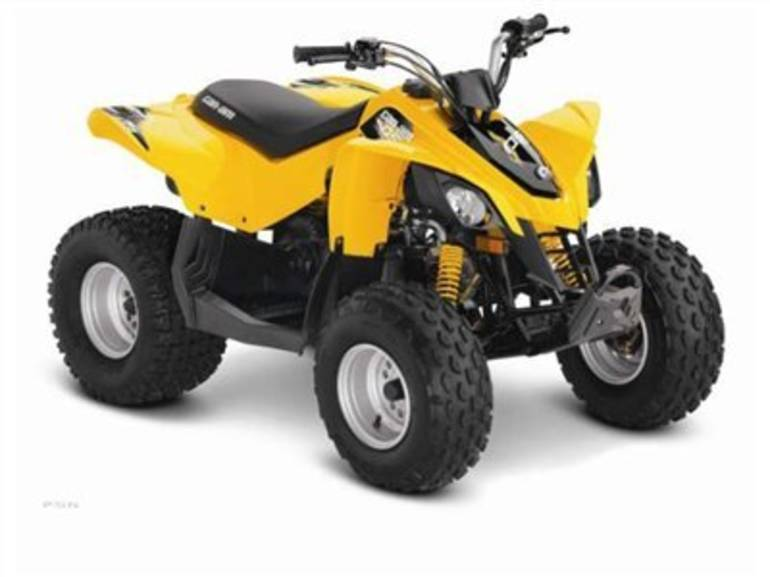 2013 Can-Am DS 70, motorcycle listing