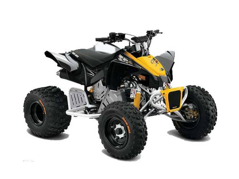 2013 Can-Am DS 90  X, motorcycle listing