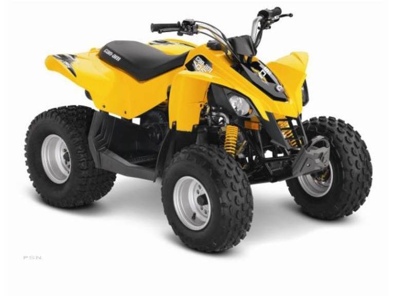 2013 Can-Am DS 90, motorcycle listing