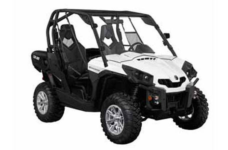 2013 Can-Am E COMMANDER XT ELECTRIC, motorcycle listing