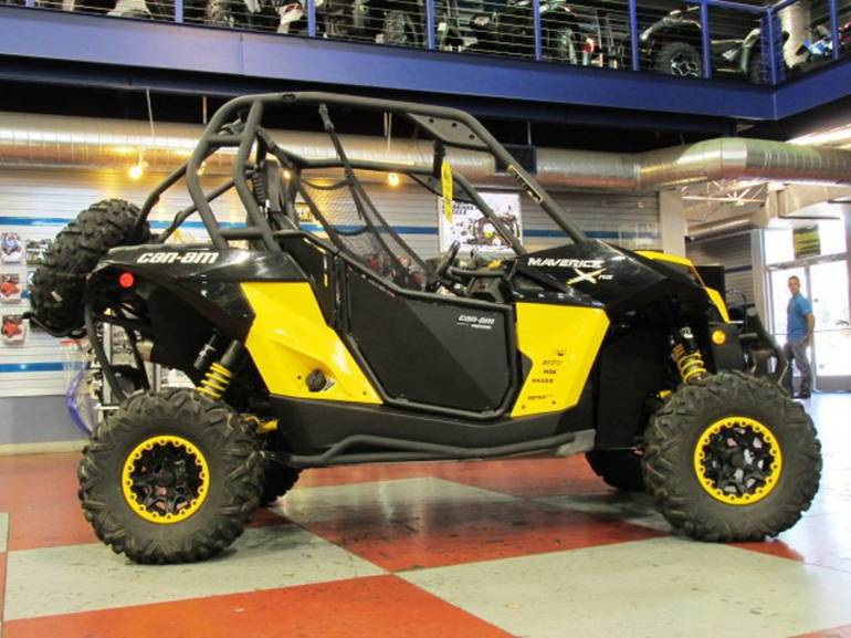 2013 Can-Am Maverick X rs 1000R, motorcycle listing