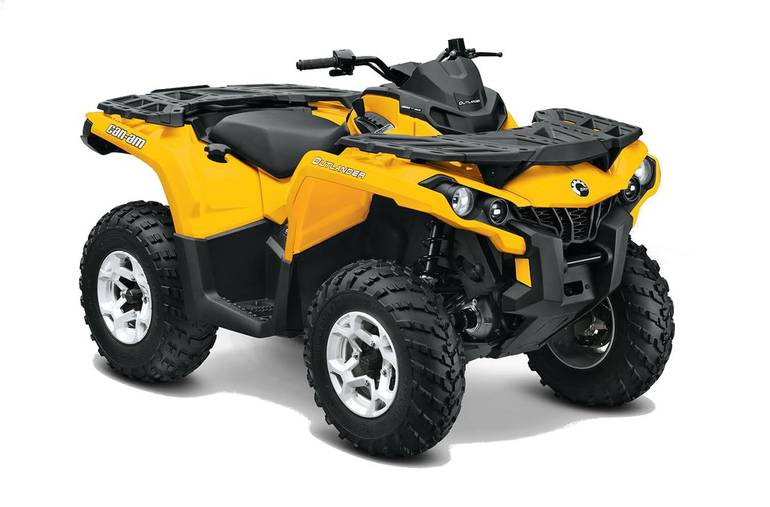 2013 Can-Am OUTLANDER 500 DPS, motorcycle listing
