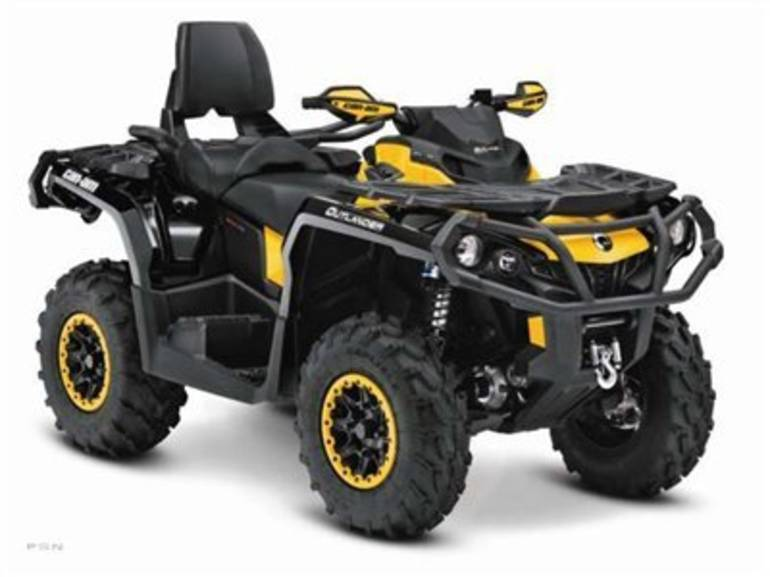 2013 Can-Am OUTLANDER MAX XT-P 1000, motorcycle listing