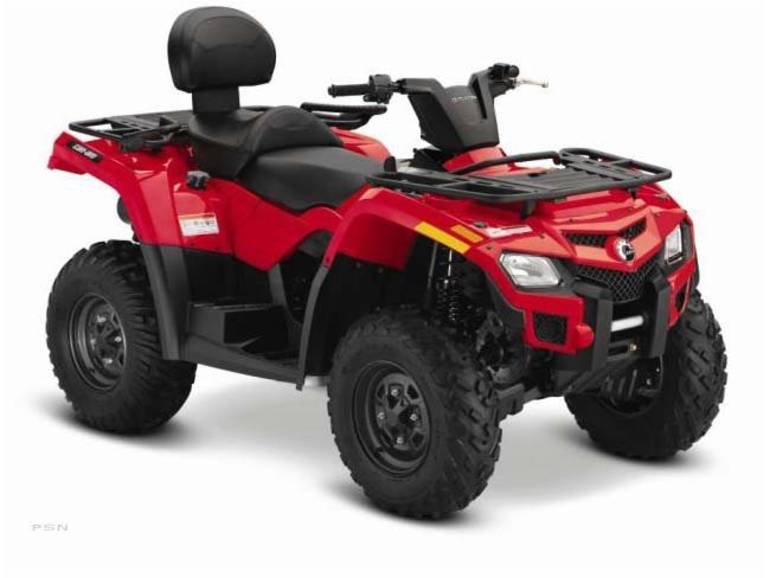 2013 Can-Am Outlander¿¿¿ MAX 400, motorcycle listing