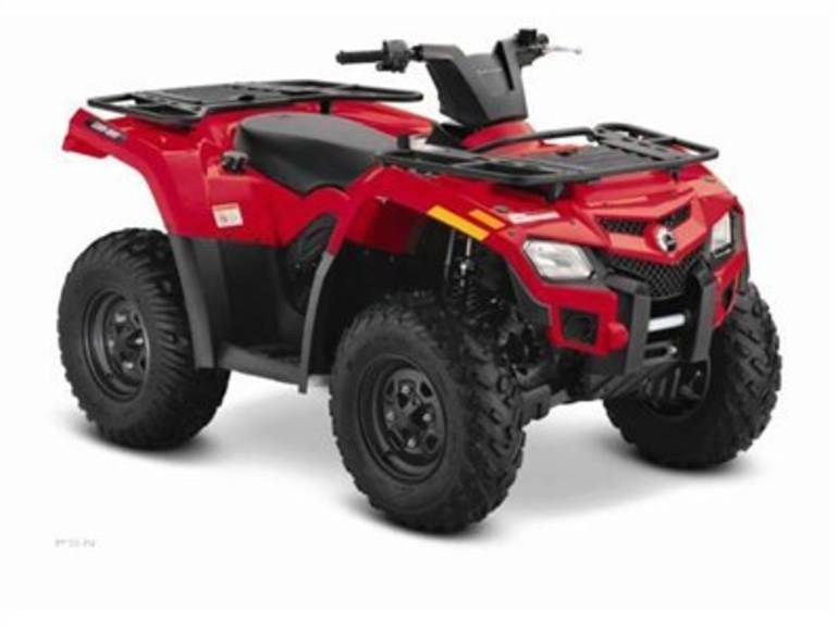 2013 Can-Am Outlanderâ¿¢ 400, motorcycle listing
