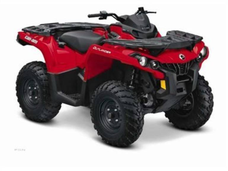 2013 Can-Am Outlanderâ¿¢ 500, motorcycle listing