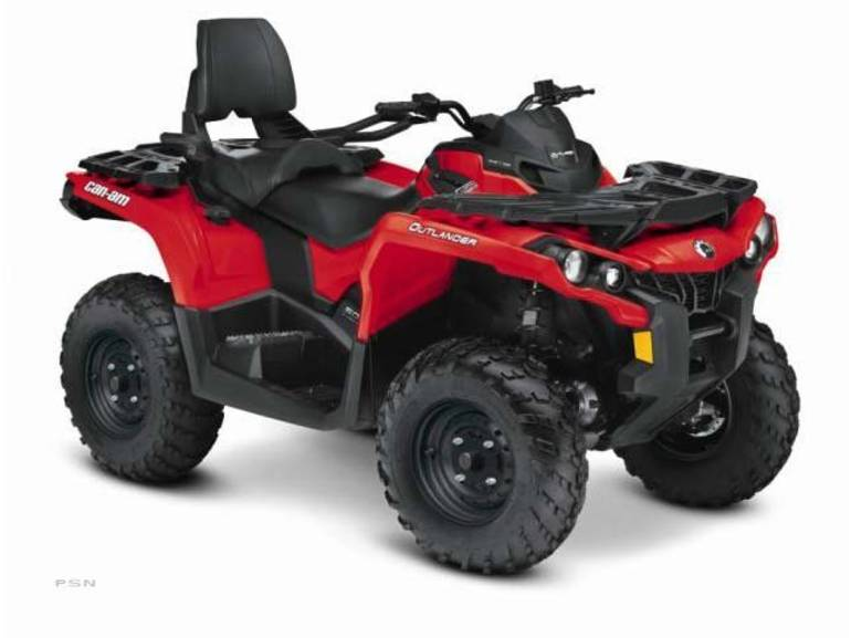2013 Can-Am Outlanderâ¿¢ MAX 500, motorcycle listing