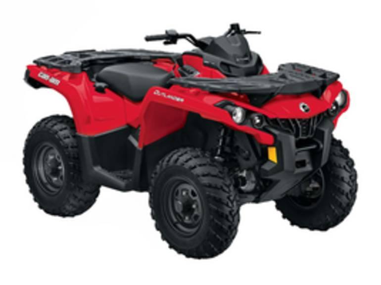 2013 Can-Am Outlander 650, motorcycle listing