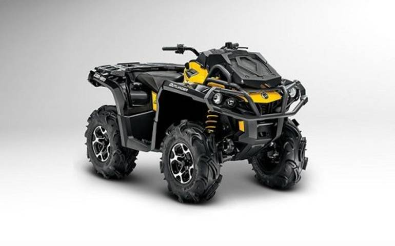 2013 Can-Am Outlander 650 X mr, motorcycle listing