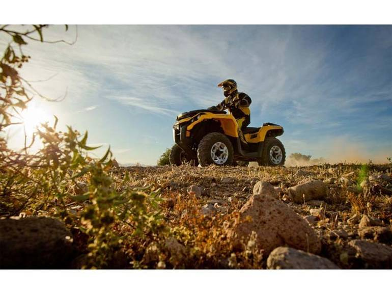2013 Can-Am Outlander DPS™ 1000, motorcycle listing