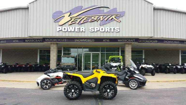 2013 Can-Am Outlander DPS 500, motorcycle listing