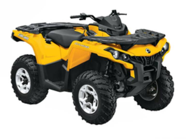 See more photos for this Can-Am Outlander DPS 500, 2013 motorcycle listing