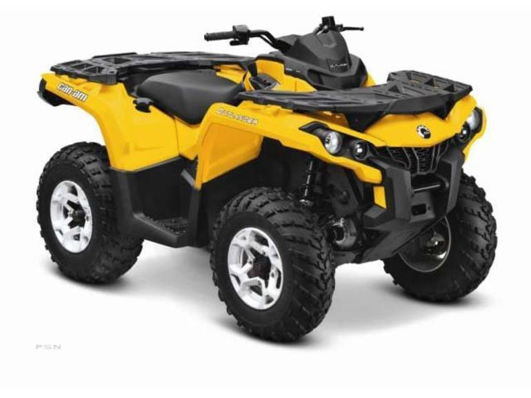 2013 Can-Am Outlander DPS 650, motorcycle listing
