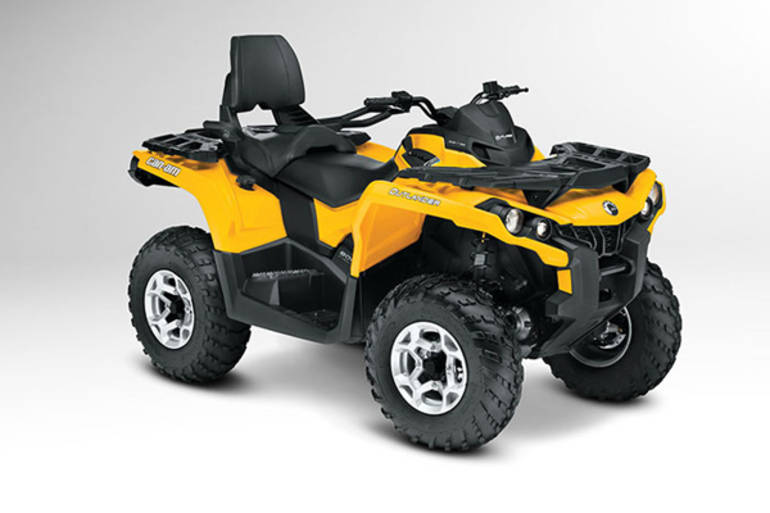 2013 Can-Am Outlander Dps 800r, motorcycle listing