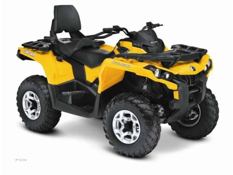 2013 Can-Am Outlander MAX DPS 500, motorcycle listing
