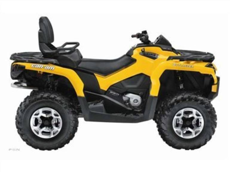 2013 Can-Am Outlander MAX DPS 650, motorcycle listing