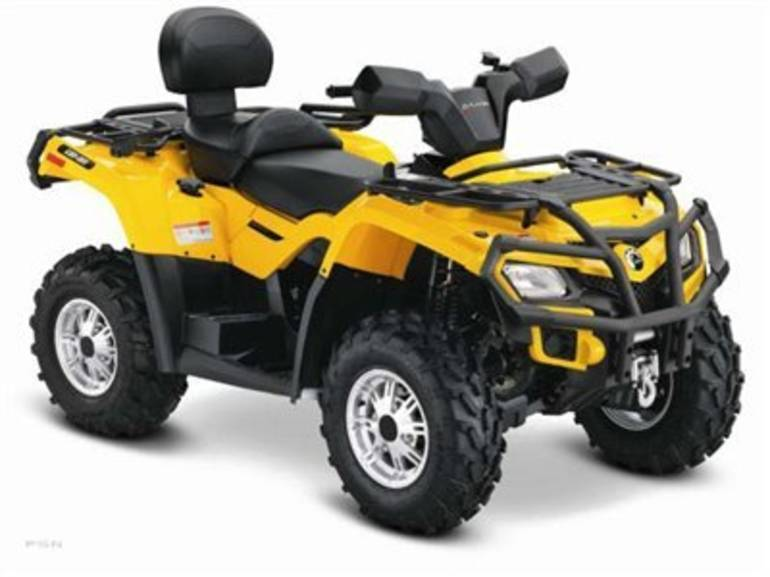 2013 Can-Am Outlander MAX XT 400, motorcycle listing