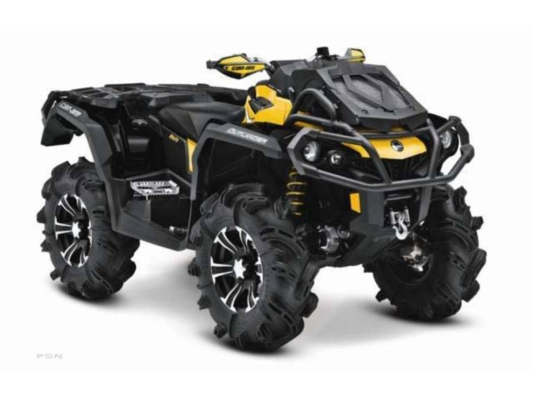 2013 Can-Am Outlander X™ mr 1000, motorcycle listing