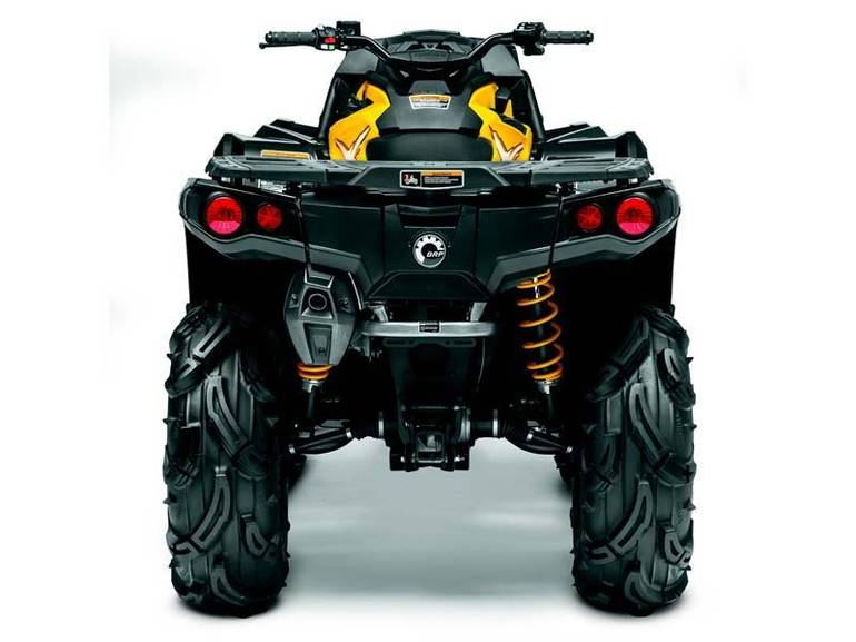 2013 Can-Am Outlander X mr 650, motorcycle listing
