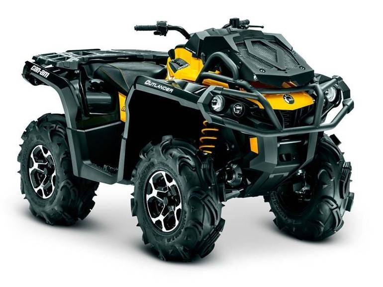 2013 Can-Am Outlander???????????? X???????????? mr 650, motorcycle listing