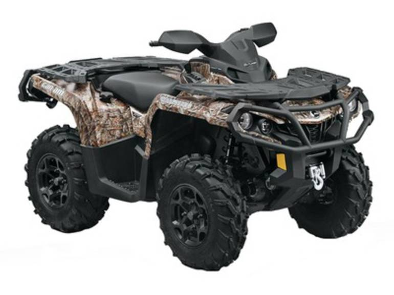 2013 Can-Am Outlander XT 1000, motorcycle listing