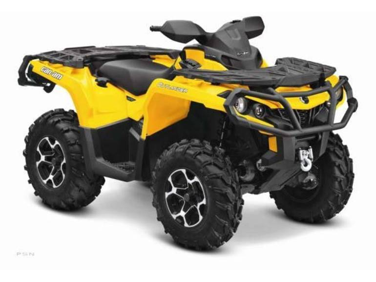 2013 Can-Am Outlander XT™ 1000, motorcycle listing