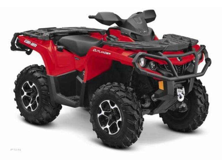 2013 Can-Am Outlander XT 650, motorcycle listing