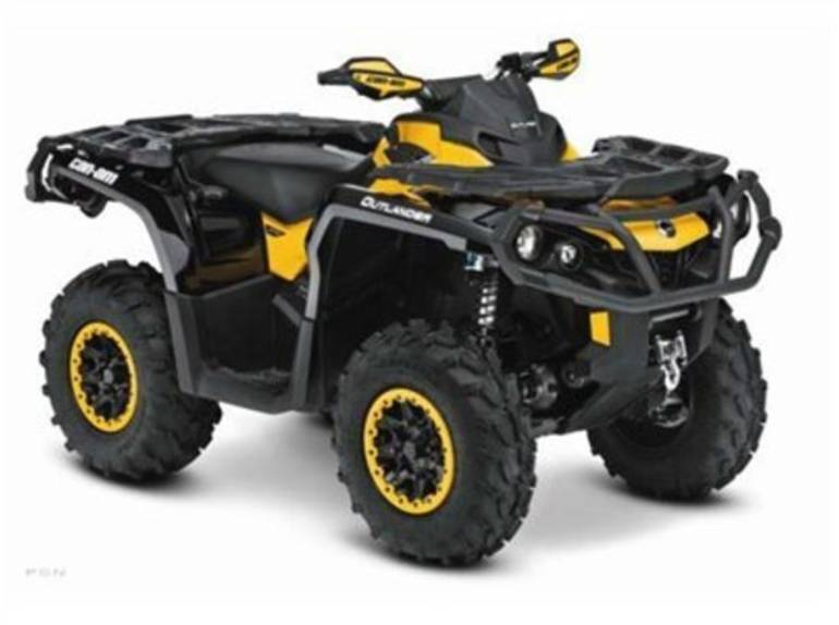 2013 Can-Am Outlander XT-P 1000, motorcycle listing