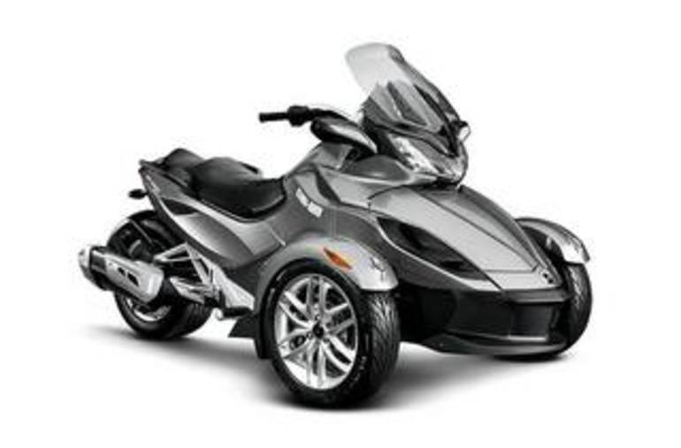 2013 Can Am RST SM5, motorcycle listing