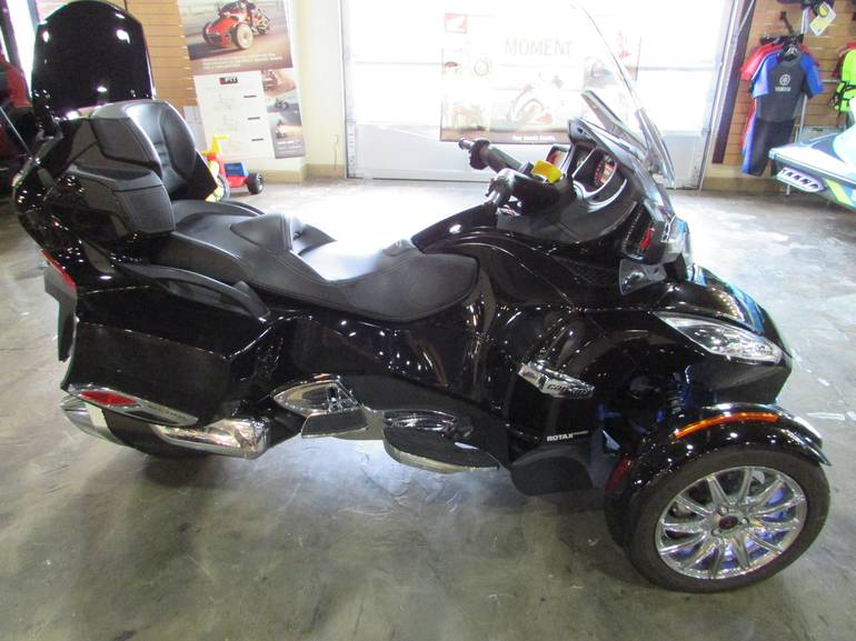 2013 Can-Am RT-LTD SE5, motorcycle listing