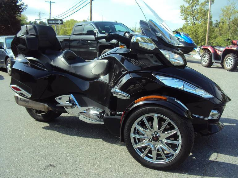 2013 Can-Am RT Limited, motorcycle listing