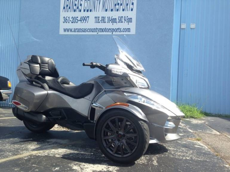2013 Can-Am RTS-SE5, motorcycle listing
