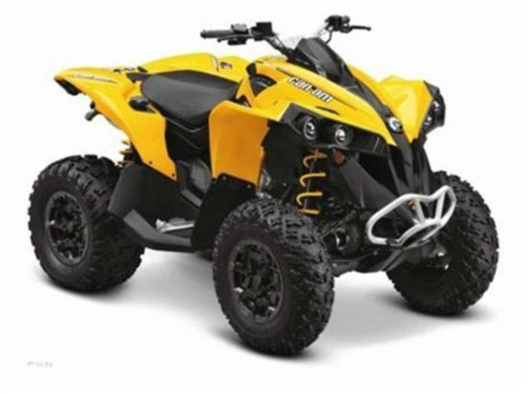 2013 Can-Am Renegade 1000, motorcycle listing