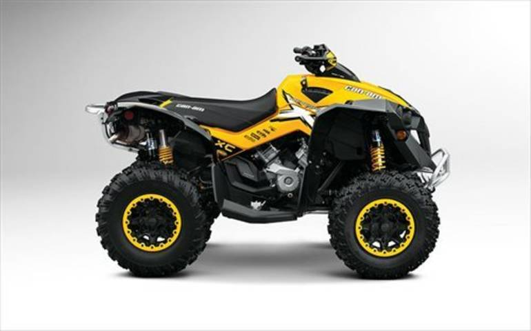 2013 Can-Am Renegade 1000 X xc, motorcycle listing
