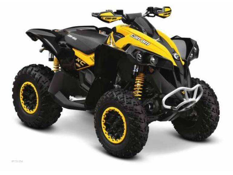 2013 Can-Am Renegade X xc 1000 , motorcycle listing