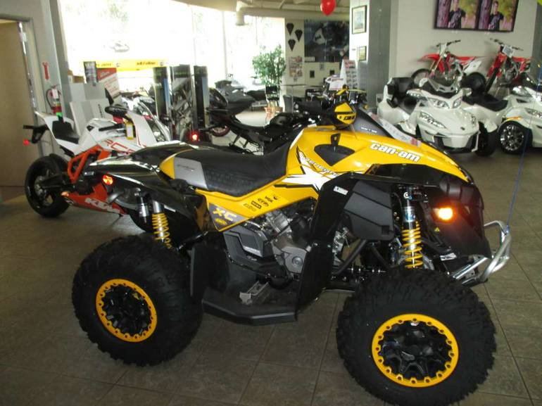 2013 Can-Am Renegade X xc 800R, motorcycle listing