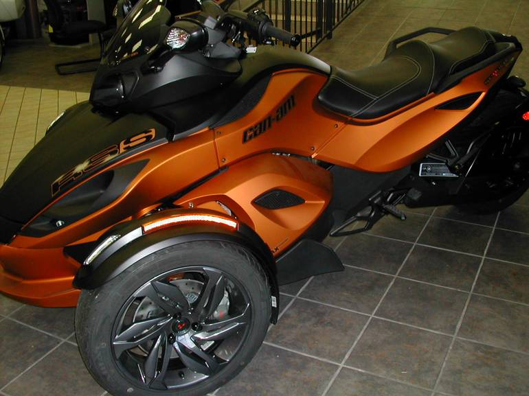 2013 Can-Am SPYDER RS-S SE5 991, motorcycle listing
